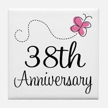 38th wedding anniversary 38th wedding anniversary 38th wedding anniversary coasters cork