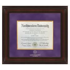 clemson diploma frame northwestern diploma frame excelsior graduation gift