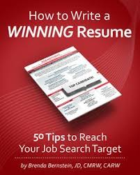 Resume Writing E Books Published in Honor of    Update Your Resume Month