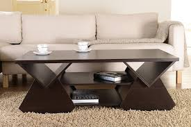 amazon com iohomes chinua modern coffee table espresso kitchen