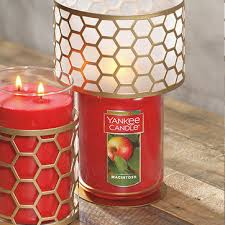 macintosh large classic jar candles yankee candle