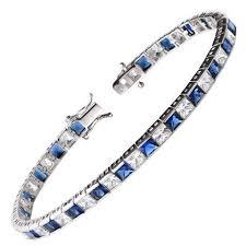 tennis blue bracelet images Tennis bracelets franki baker jewellery jpg