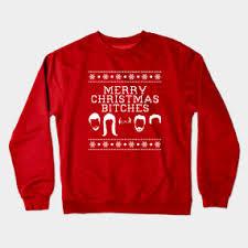 merry bitches sweater it s always in philadelphia merry