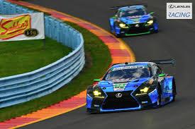 lexus sports car racing toyota racing