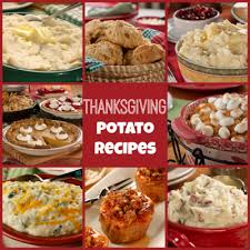 10 easy thanksgiving potato recipes mrfood