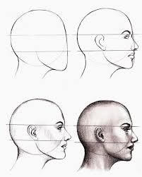 easy instructions on how to draw a person u2013 step by step learn