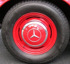 mercedes montvale nj 1963 mercedes 230sl wheel at the 2013 june jamboree in montvale