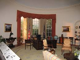 Oval Office Renovation Wawn G R Ford Museum Mi