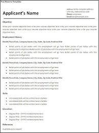 Resume Outline Pdf Blank Resume Template Pdf Health Symptoms And Cure Com