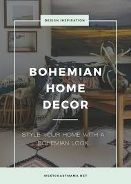Bohemian Chic Home Decor And Fashion Style Boho Plants