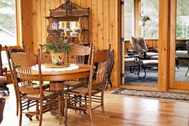 dining room flooring ideas decorating using chic hickory flooring pros and cons for elegant