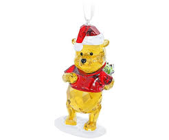 winnie the pooh ornament swarovski shop