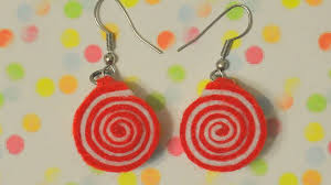 felt earrings make a cool jelly fruit felt earring diy style guidecentral