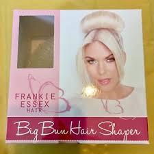 big bun hair frankie essex hair big bun hair shaper large hair donut