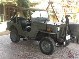 mitsubishi jeep jeep mitsubishi j54
