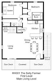 100 house of blues floor plan soundside vacation rental