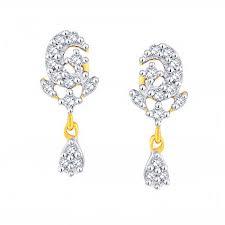 earrings pictures buy gold earring online in india desin gitanjali jewels