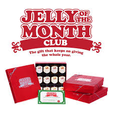 gift of the month club griswold jelly of the month club gift set retrofestive ca