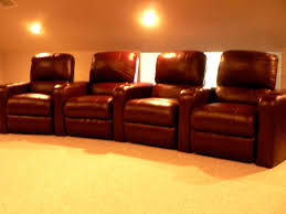 furniture breathtaking media room seating with modern look