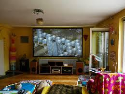 Wohnzimmer Kino Ideen Leinwand Wohnzimmer Downshoredrift Com