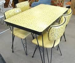 Yellow Chairs For Sale Design Ideas Retro Kitchen Table Babca Club
