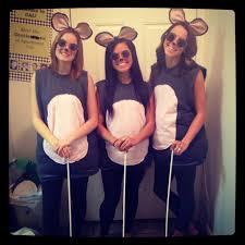 three blind mice halloween costume halloween time pinterest