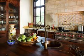 mediterranean kitchen design style spotlight mediterranean kitchen design