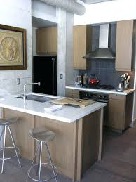 Narrow Kitchen Design With Island Small Kitchen Islands Happyhippy Co