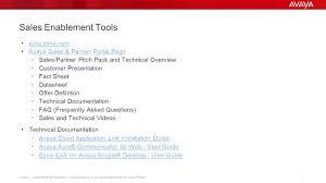 genesys user guide avaya cloud application link ppt download