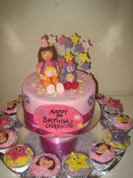 dora cupcake tower 110 00