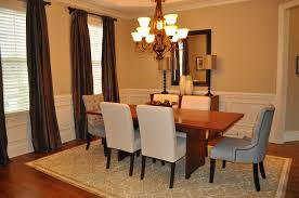dining room colors with chair rail with dining rooms with chair