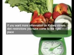 kidney stones diet restrictions kidney diet secrets solution to