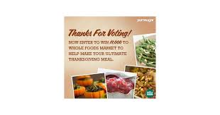 Whole Foods Market Thanksgiving Win 1 000 To Whole Foods Market Thanksgiving Side Dish Recipes