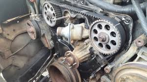 repair oil leak fix crankshaft oil pump front seal service