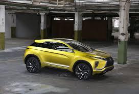 mitsubishi xm concept 概念車款發不停 mitsubishi xm concept再一次量產無望 carstuff