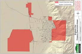 Map Of Provo Utah by Utah Fireworks Restrictions For 2016 Pioneer Day Ksl Com