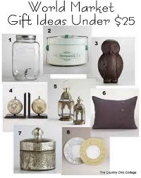 angie u0027s gift guide gifts under 25 at worldmarket