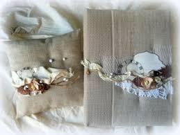 Burlap Photo Album Wedding Set Wedding Guest Book And Photo Album 2in1 And