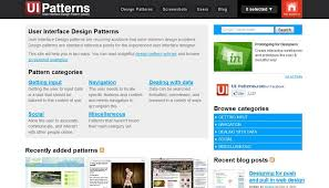 gui design patterns 6 best images of interface pattern spacing ui design patterns