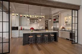 kitchen island with wine storage industrial loft kitchen traditional with gray kitchen island