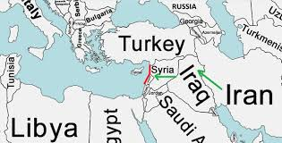 Map Of Israel And Syria by The New Agreement Between Putin And Netanyahu U2013 Iakovos Alhadeff