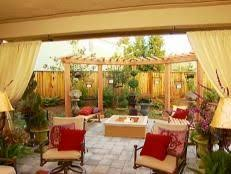 Our Favorite Outdoor Rooms - keter rattan outdoor patio deck pool cool bar ice cooler table