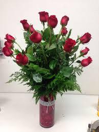 stem roses 18 stem roses in montebello ca dolce flowers