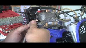 yz125 part 39 2 stroke master cylinder rebuild u0026 caliper pistons