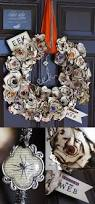 Halloween Crafts Made Out Of Paper by 77 Best Fall Images On Pinterest Halloween Ideas Halloween