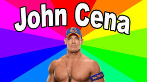 Jhon Cena Meme - what is unexpected john cena a look at the origin of the memes of