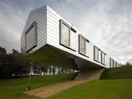 Cantilever Home by Balancing Barn Mvrdv Archdaily