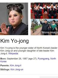 Kim Jong Il Meme - no google this is not a photo of kim jong un s sister the independent