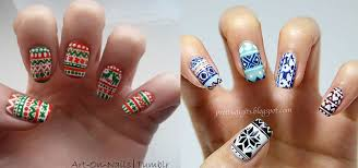 green christmas nail art designs another heaven nails design