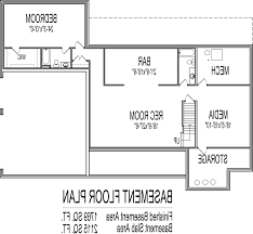 baby nursery low cost single story house plans home design